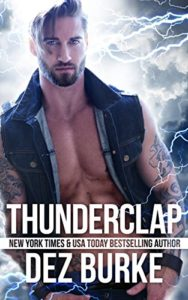 Cover Art for Thunderclap by Dez  Burke