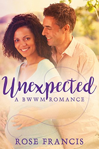 Cover Art for Unexpected by Rose  Francis