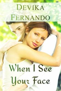 Cover Art for When I See Your Face by Devika  Fernando