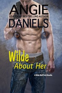 Cover Art for Wilde About Her by Angie  Daniels
