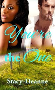 Cover Art for You're the One by Stacy-Deanne