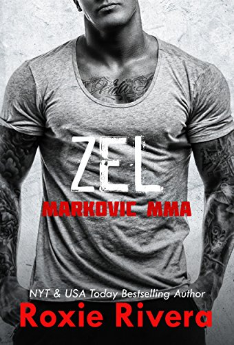 Cover Art for Zel by Roxie  Rivera