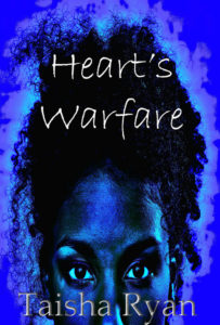 Cover Art for Heart's Warfare by Taisha Ryan