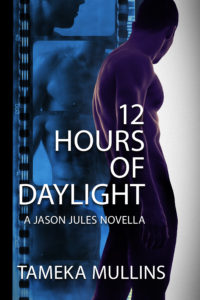 Cover Art for 12 Hours of Daylight by Tameka Mullins