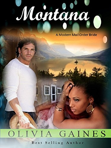 Cover Art for MONTANA by Olivia Gaines