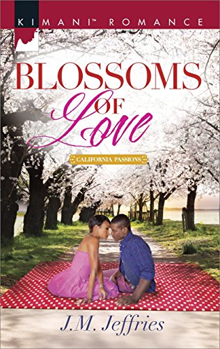Cover Art for BLOSSOMS OF LOVE by J.M. Jeffries
