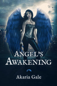 Cover Art for Angel's Awakening by Akaria Gale