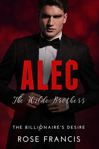 Cover Art for Alec by Rose  Francis