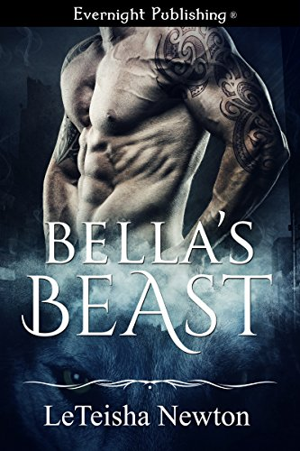 Cover Art for Bella's Beast by LeTeisha  Newton