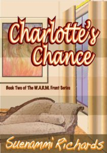 Cover Art for Charlotte's Chance by Suenammi Richards