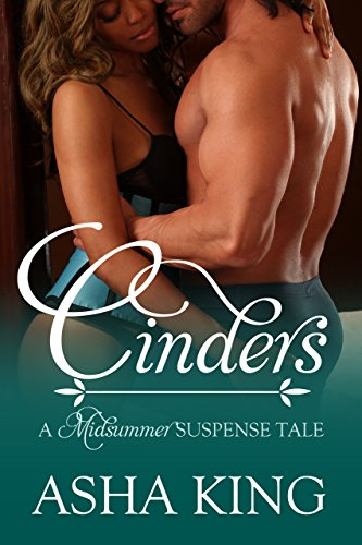 Cover Art for Cinders by Asha  King