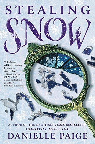 Cover Art for STEALING SNOW by Danielle Paige