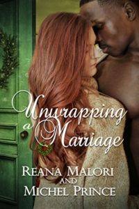 Cover Art for UNWRAPPING A MARRIAGE by Reana Malori