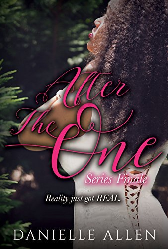 Cover Art for AFTER THE ONE by Danielle Allen