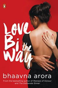 Cover Art for LOVE BI THE WAY by Bhaavna Arora