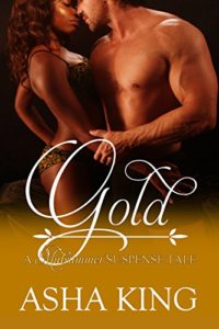 Cover Art for Gold by Asha  King