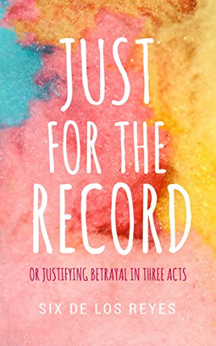 Cover Art for Just for the Record by Six  de los Reyes