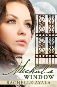 Cover Art for Michal's Window by Rachelle  Ayala