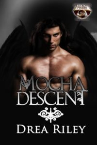 Cover Art for Mocha Descent by Drea  Riley