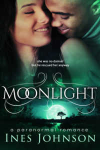 Cover Art for Moonlight by Ines Johnson