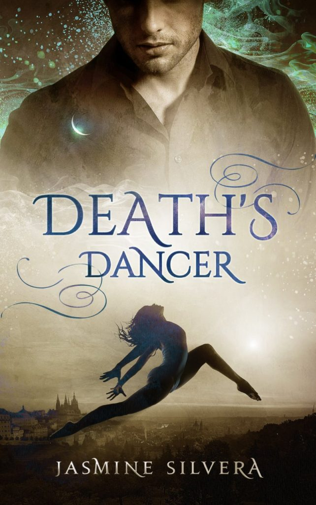 Cover Art for Death's Dancer by Jasmine Silvera