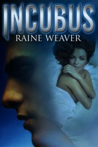 Cover Art for INCUBUS by Raine Weaver