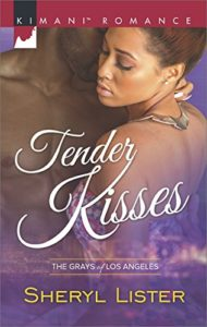Cover Art for Tender Kisses by Sheryl  Lister