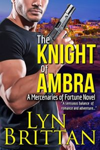 Cover Art for The Knight of Ambra by Lyn  Brittan