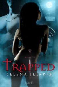 Cover Art for Trapped by Selena  Illyria