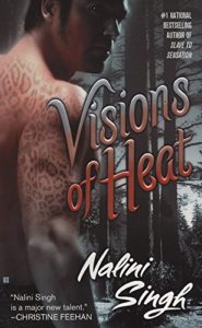 Cover Art for Visions of Heat by Nalini  Singh