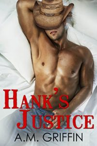 Cover Art for Hank's Justice by A.M. Griffin