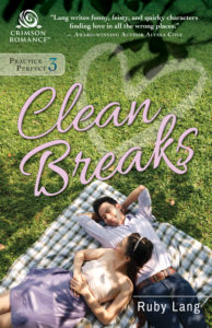 Cover Art for Clean Breaks by Ruby Lang
