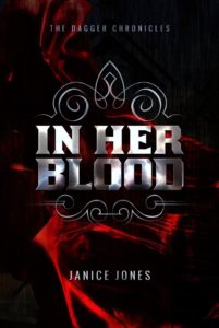 Cover Art for In Her Blood by Janice Jones