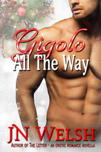 Cover Art for Gigolo All The Way by JN Welsh