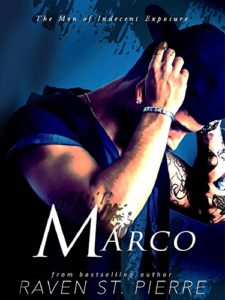 Cover Art for Marco by Raven  St Pierre