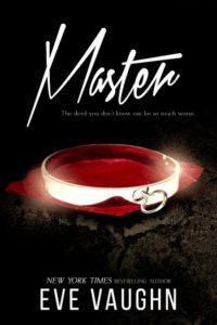 Cover Art for Master by Eve Vaughn