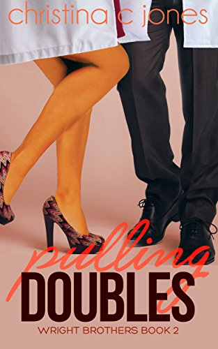 Cover Art for Pulling Doubles by Christina C  Jones