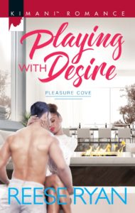 Cover Art for Playing with Desire by Reese Ryan