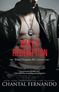 Cover Art for Rake's Redemption by Chantal Fernando