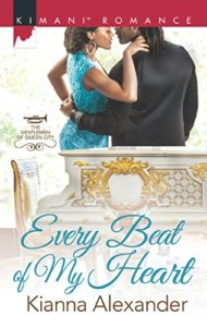 Cover Art for Every Beat of My Heart by Kianna Alexander