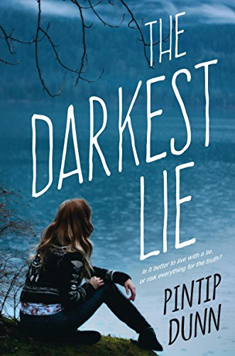 Cover Art for The Darkest Lie by Pintip Dunn