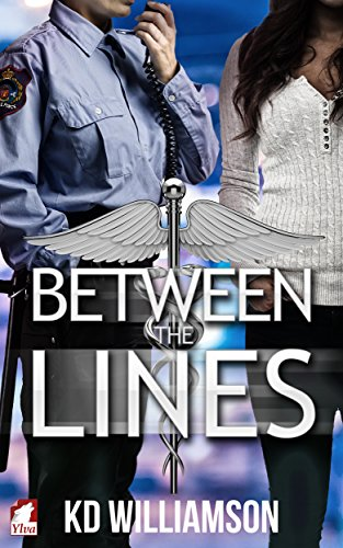 Cover Art for Between the Lines by KD Williamson