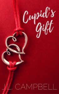 Cover Art for Cupid's Gift by J.L. Campbell