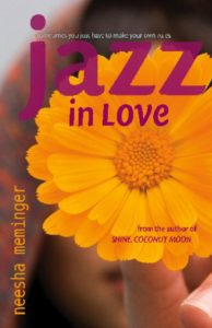 Cover Art for Jazz In Love by Neesha Meminger