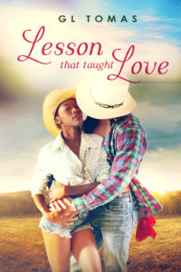 Cover Art for Lesson That Taught Love by G.L. Tomas