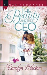 Cover Art for The Beauty and the CEO by Carolyn Hector