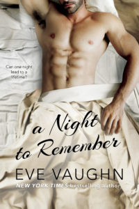 Cover Art for A Night To Remember by Eve Vaughn