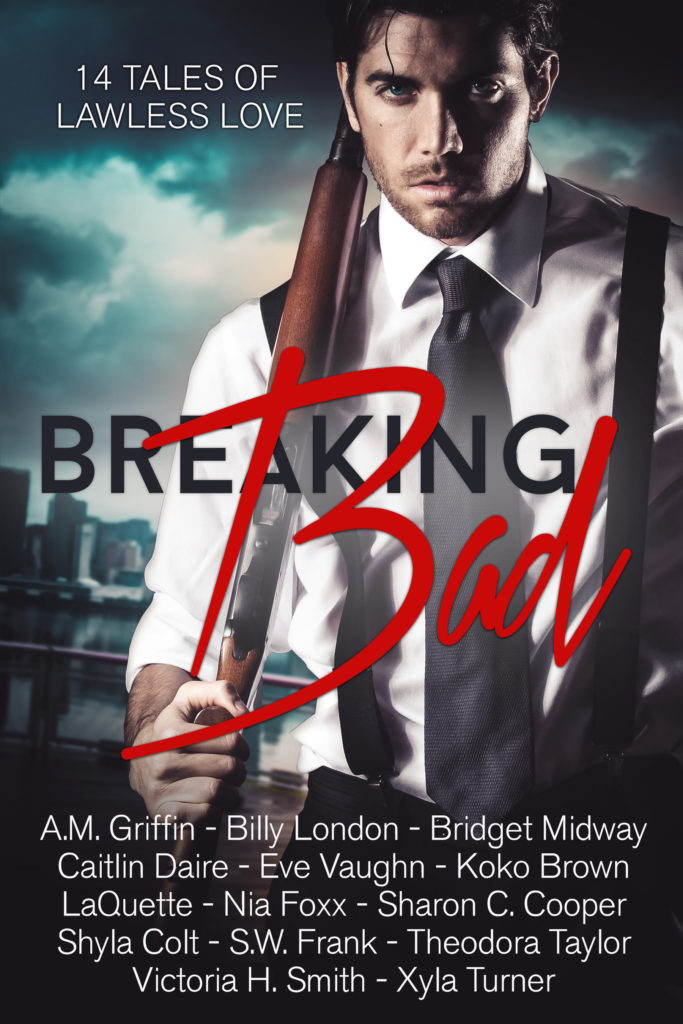 Cover Art for Breaking Bad: 14 Tales of Lawless Love by Multi-author boxset