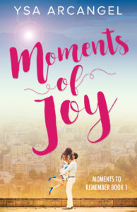 Cover Art for Moments of Joy by Ysa Arcangel