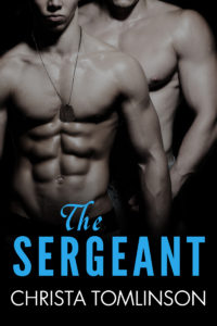 Cover Art for The Sergeant by Christa Tomlinson
